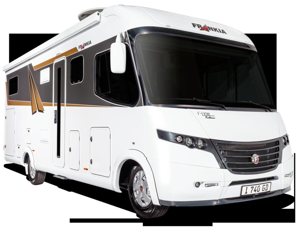 Frankia I 10 GD Wohnmobil Reisemobil - Reicartech : Reicartech