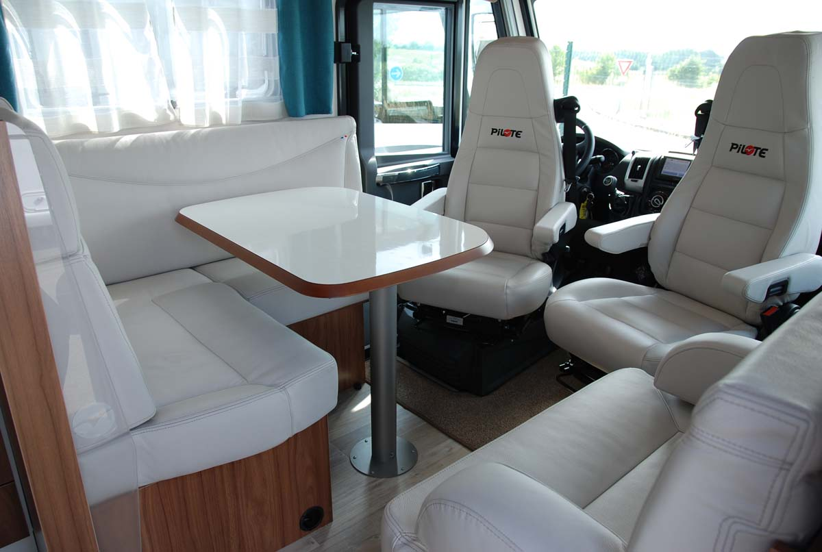 Pilote G740C Wohnmobil
