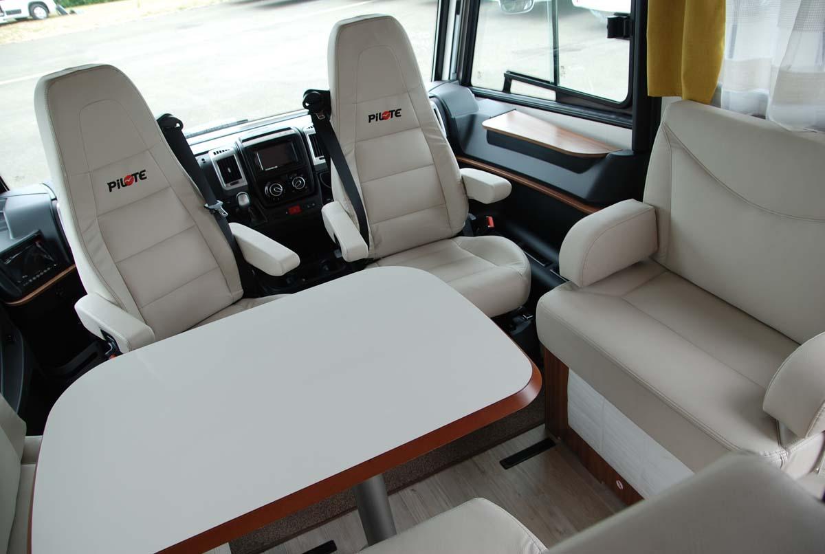 Pilote G741J