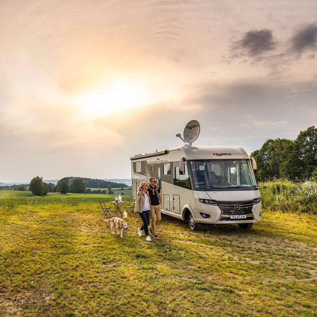 Frankia Reisemobil kaufen