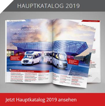 Frankia Katalog 2019